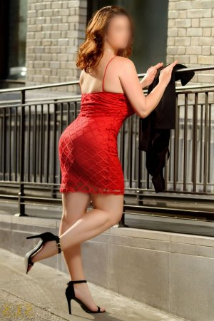 Noeli erotic massage in Niagara Falls & live escort