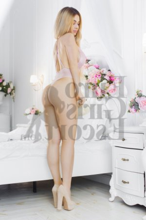 Hadjila thai massage & escorts