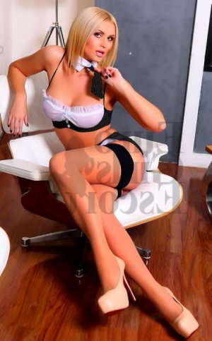 Kylie live escort & nuru massage