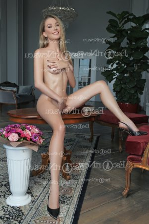 Georginette escort girl