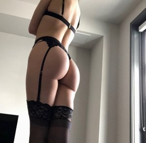 Thifanie escort in Sand Springs and nuru massage